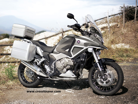 Honda Crosstourer Forum